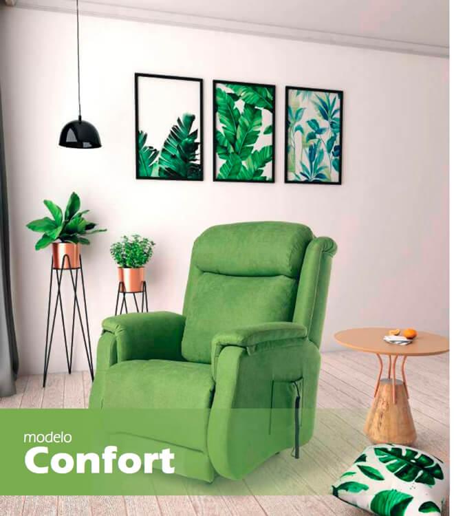 Butacas TAPI modelo Confort - Ref. 0001