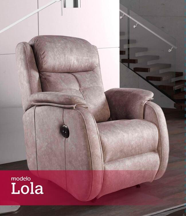 Butacas TAPI modelo Lola - Ref. 0004
