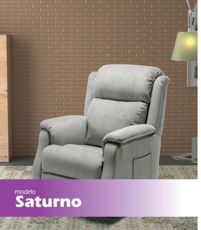 Butacas TAPI modelo Saturno - Ref. 0005
