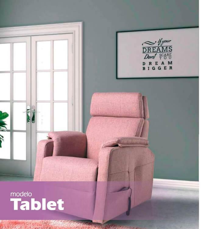 Butacas TAPI modelo Tablet - Ref. 0006