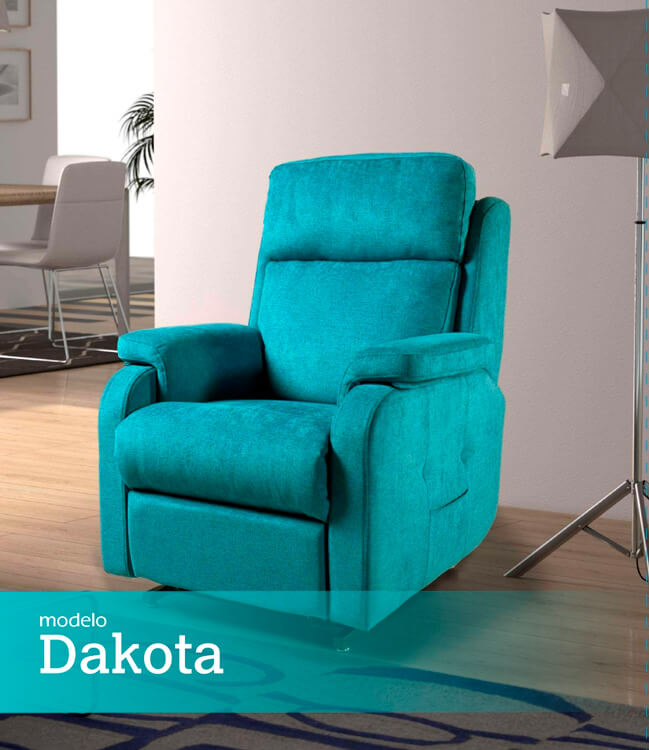 Butacas TAPI modelo Dakota - Ref. 0008