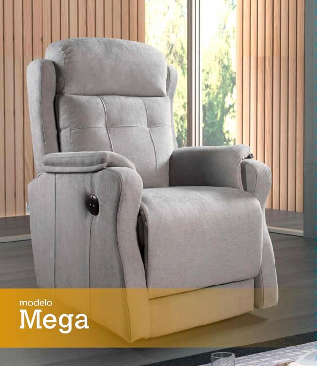 Butacas TAPI modelo Mega - Ref. 0009