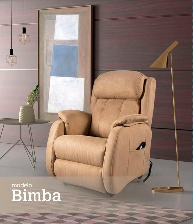 Butacas TAPI modelo Bimba - Ref. 0010