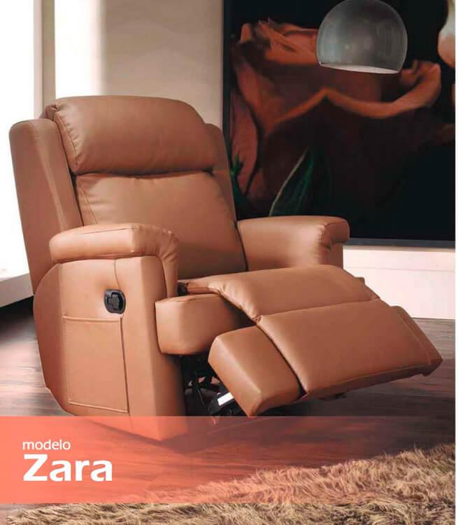 Butacas TAPI modelo Zara - Ref. 0012
