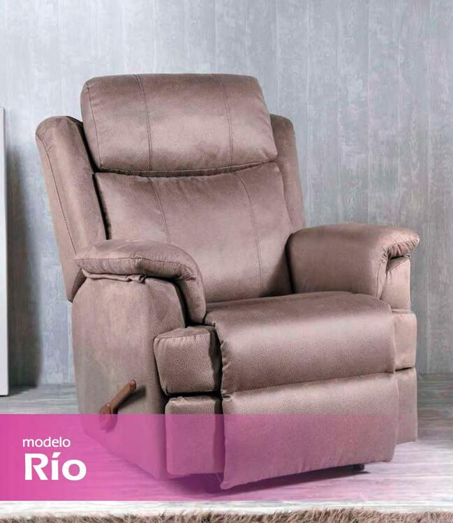 Butacas TAPI modelo Río - Ref. 0013