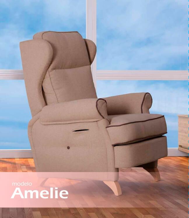 Butacas TAPI modelo Amelie - Ref. 0015