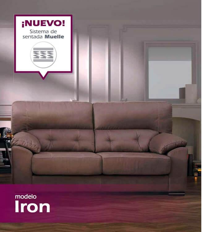 Butacas TAPI modelo Iron Sofás - Ref. 0020