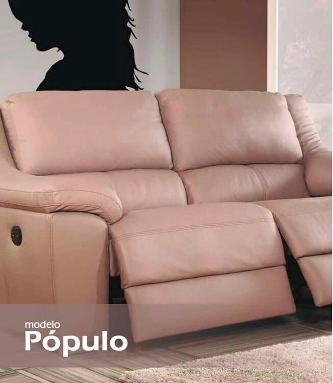 Butacas TAPI modelo Pópulo - Ref. 0022