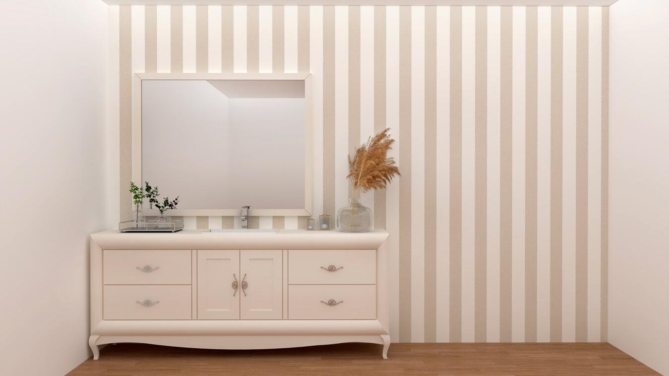 Mueble de Baño - Ref: 0006