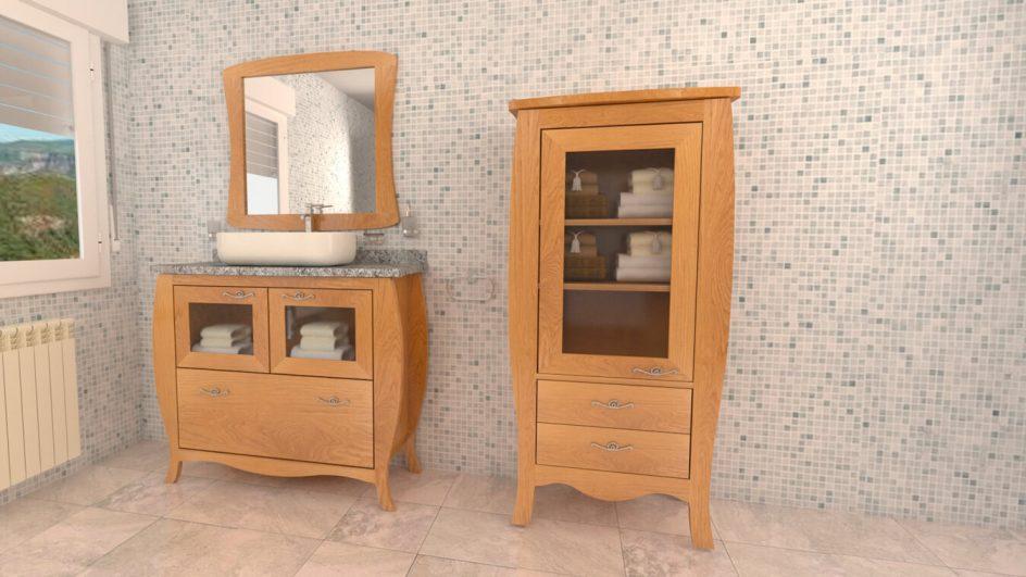 Mueble de Baño - Ref: 0050