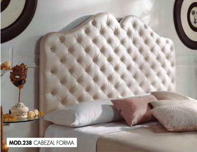 CABEZAL TC FORMA MOD.238