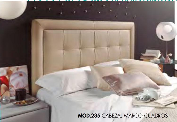 CABEZAL TC MARCO CUADROS MOD.235