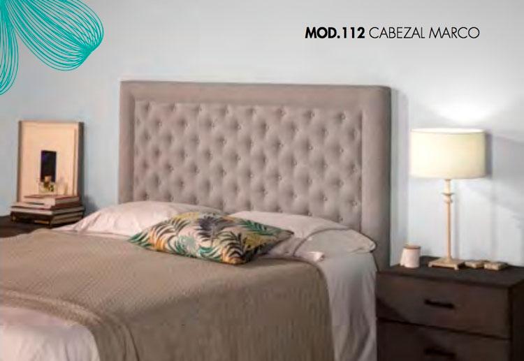 CABEZAL TC MARCO MOD.112