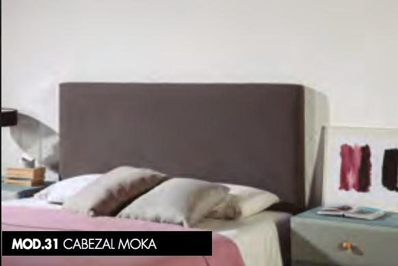 CABEZAL TC MOKA MOD.31