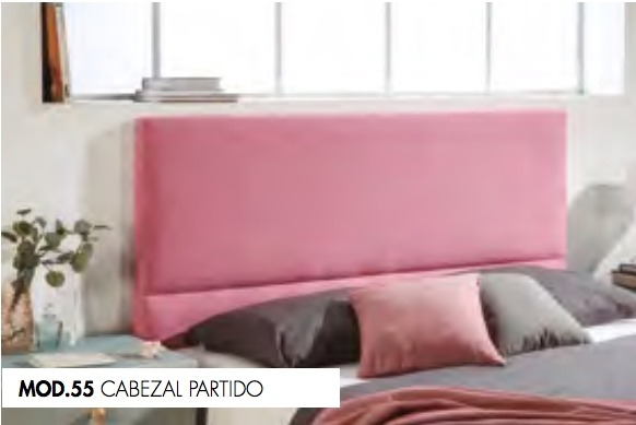 CABEZAL TC PARTIDO MOD.55