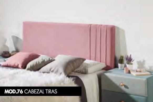 CABEZAL TC TIRAS MOD.76