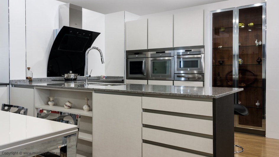 Muebles de Cocina - Ref. 0104