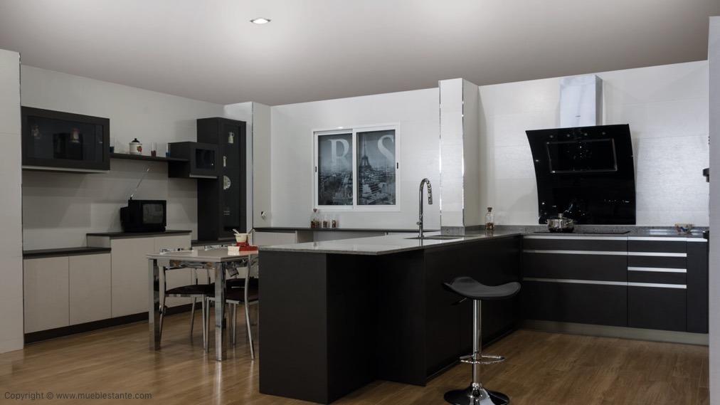 Muebles de Cocina - Ref. 0105