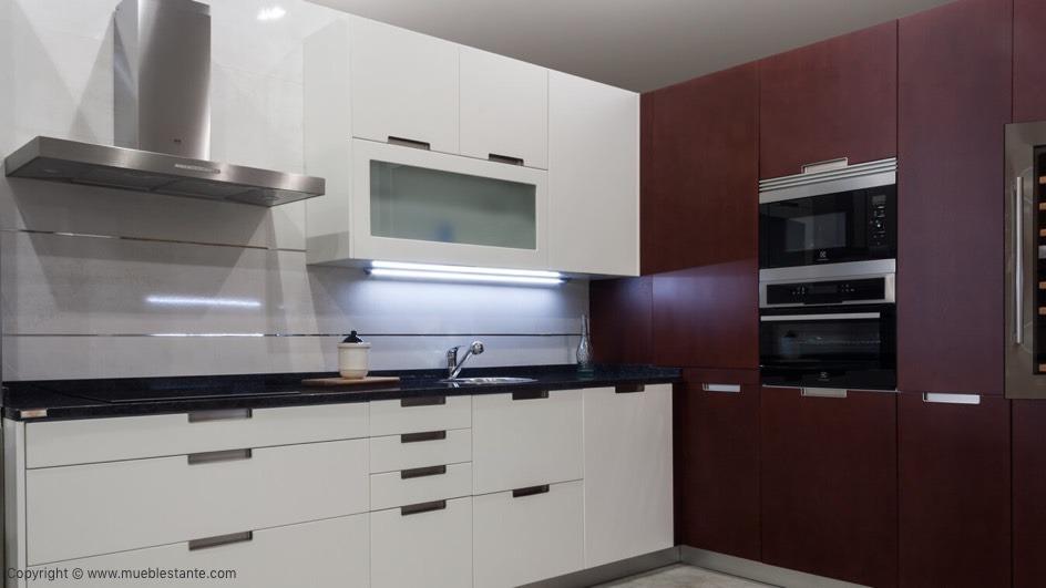 Muebles de Cocina - Ref. 0109