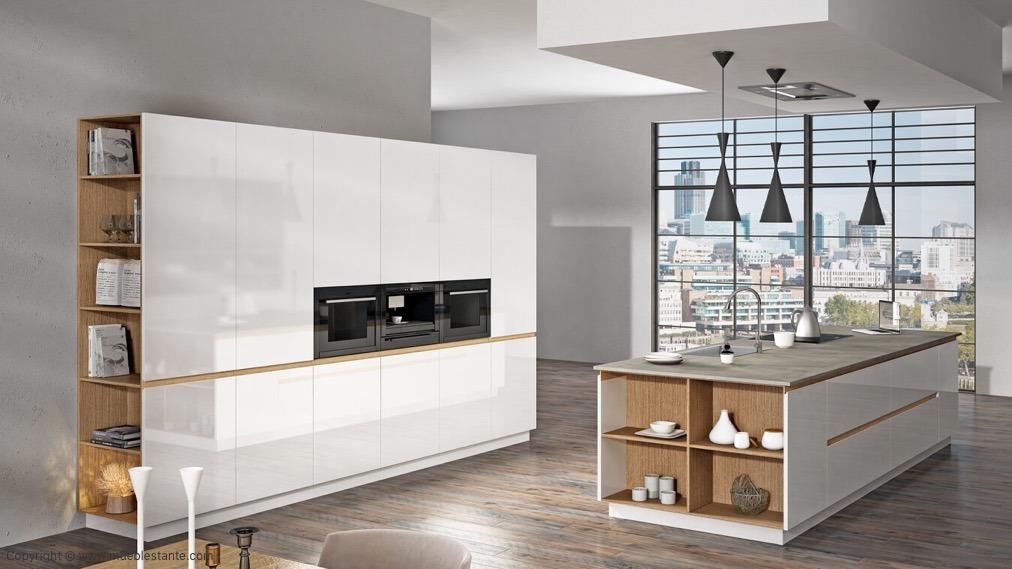 Muebles de Cocina - Ref. 0111