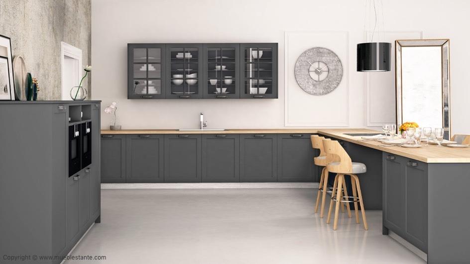 Muebles de Cocina - Ref. 0112