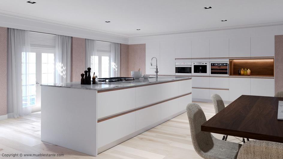 Muebles de Cocina - Ref. 0113