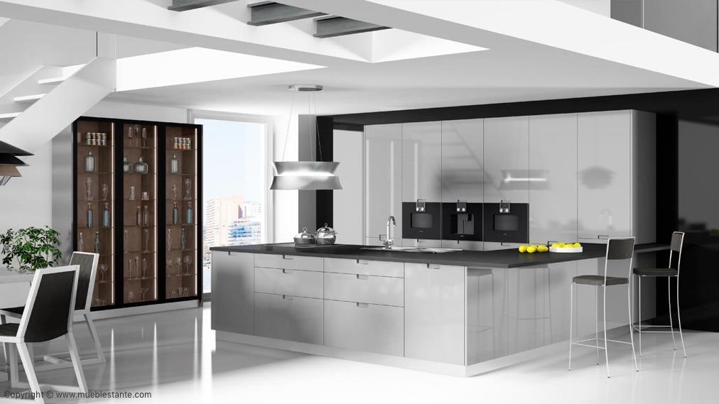 Muebles de Cocina - Ref. 0114