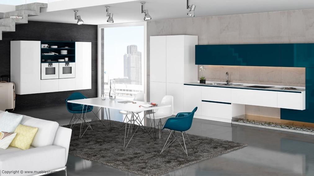Muebles de Cocina - Ref. 0115