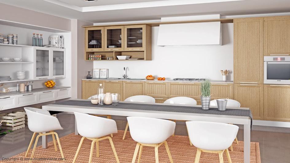Muebles de Cocina - Ref. 0116