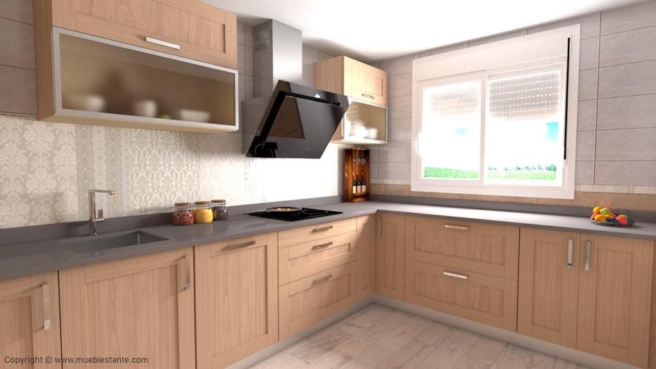 Muebles de Cocina - Ref. 0121