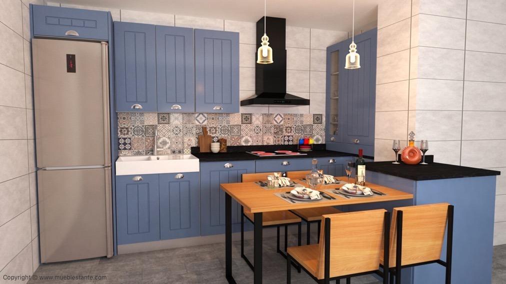 Muebles de Cocina - Ref. 0125