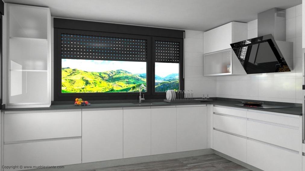 Muebles de Cocina - Ref. 0126