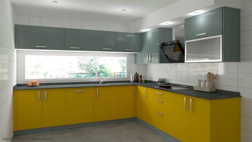 Muebles de Cocina - Ref. 0129
