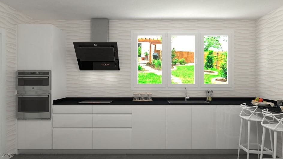 Muebles de Cocina - Ref. 0130
