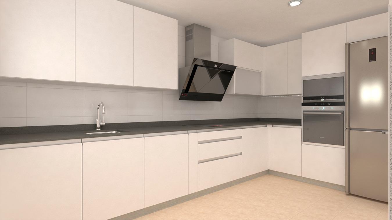Muebles de Cocina - Ref. 0154