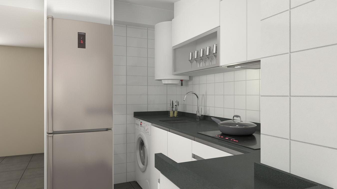 Muebles de Cocina - Ref. 0172