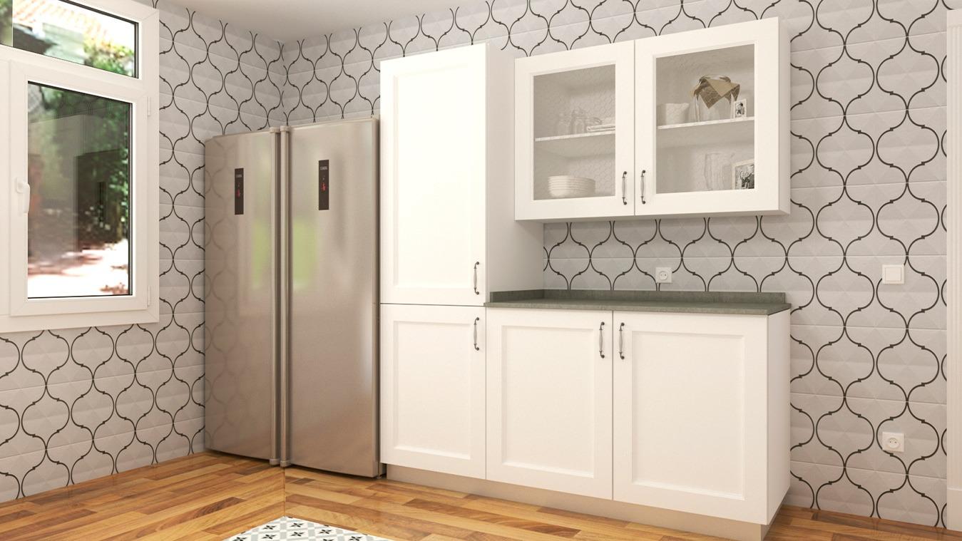 Muebles de Cocina - Ref. 0171