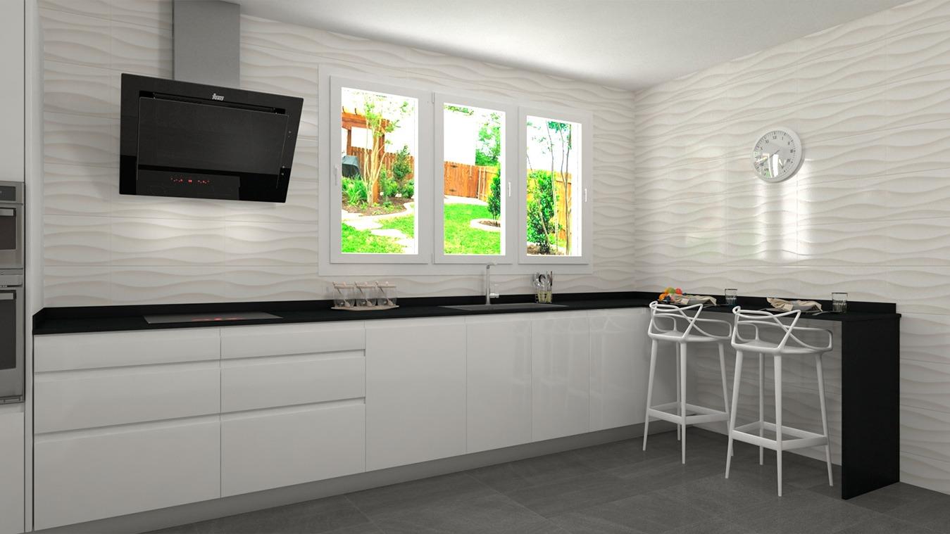 Muebles de Cocina - Ref. 0155