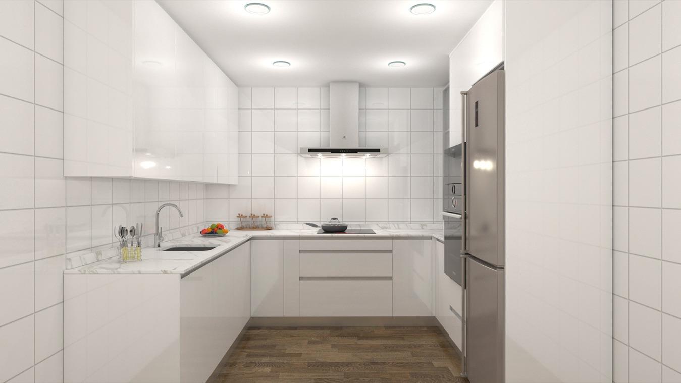 Muebles de Cocina - Ref. 0179