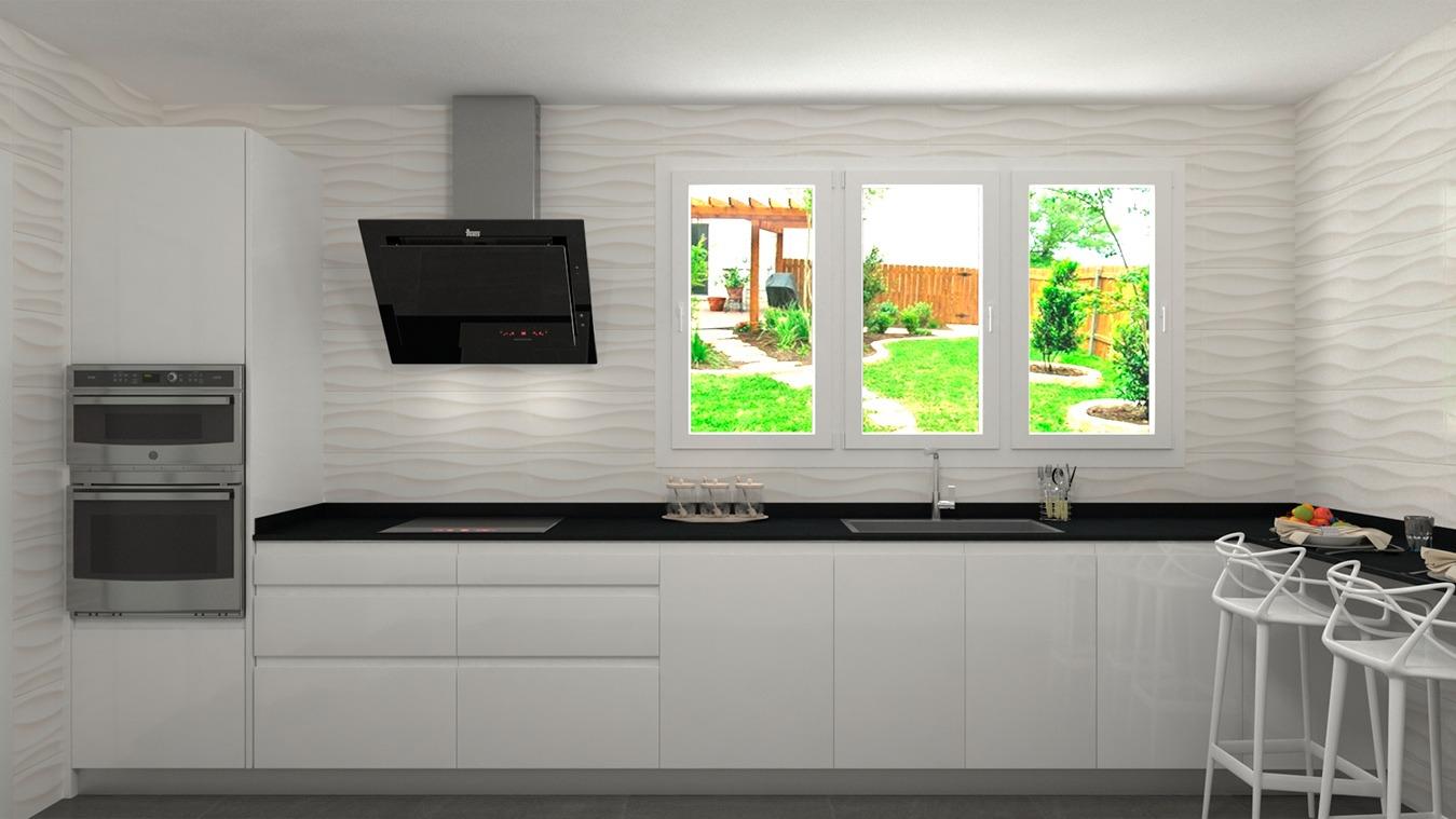 Muebles de Cocina - Ref. 0178