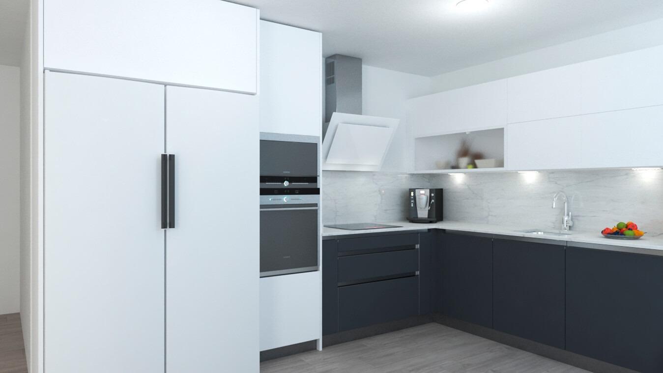 Muebles de Cocina - Ref. 0127