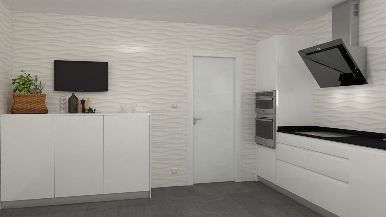 Muebles de Cocina - Ref. 0175