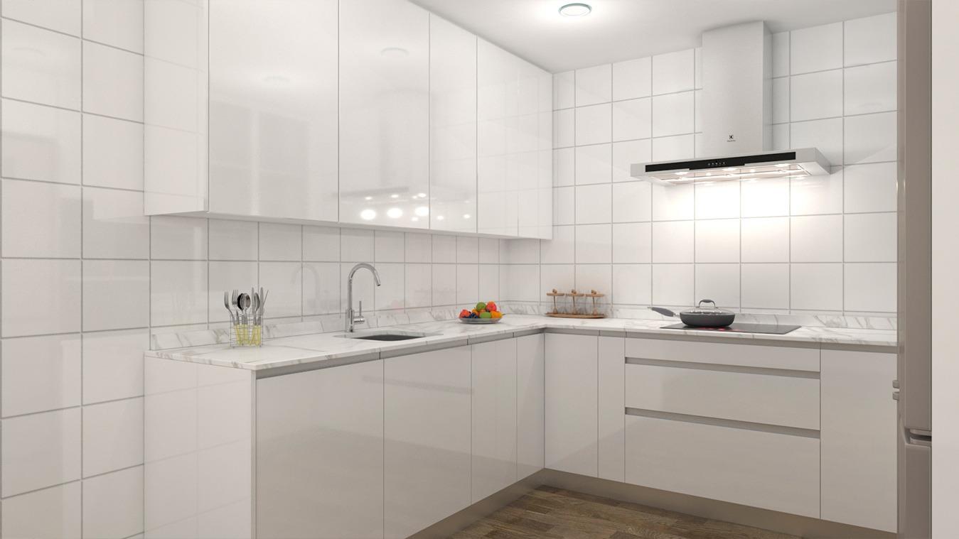 Muebles de Cocina - Ref. 0177