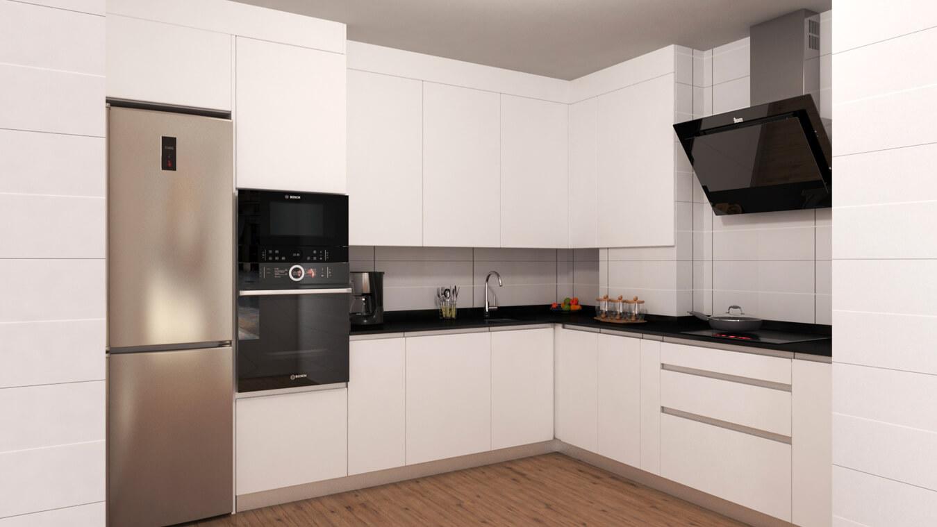 Muebles de Cocina - Ref. 0133