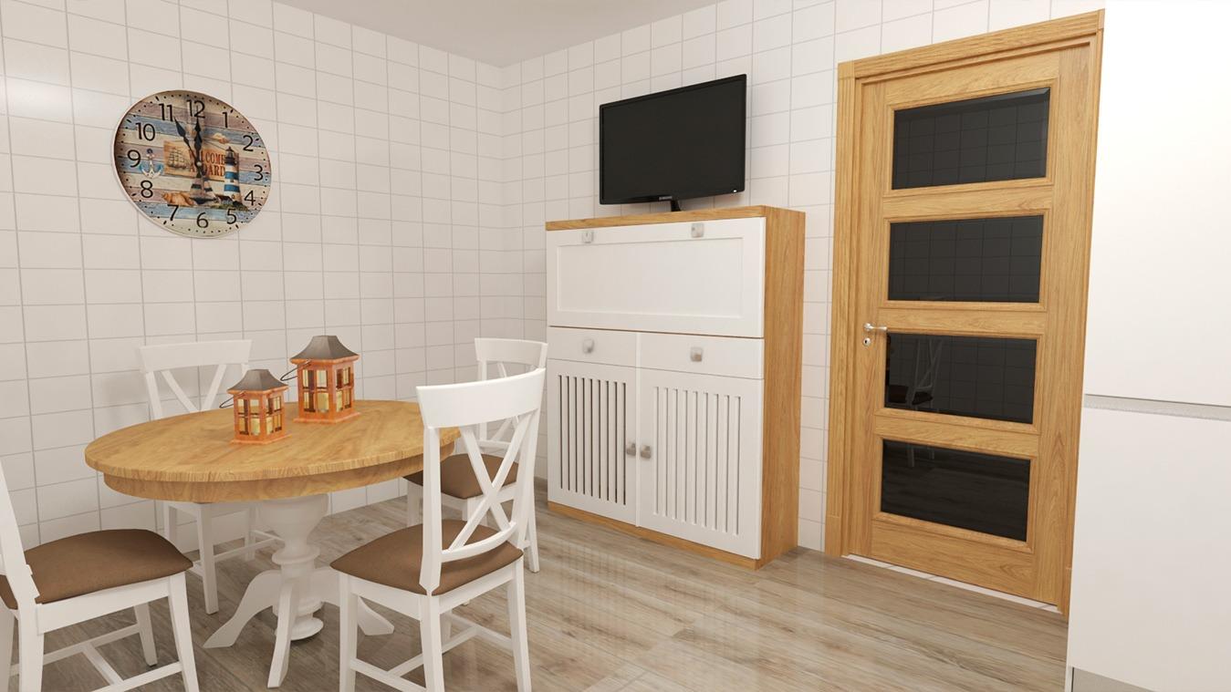 Muebles de Cocina - Ref. 0173