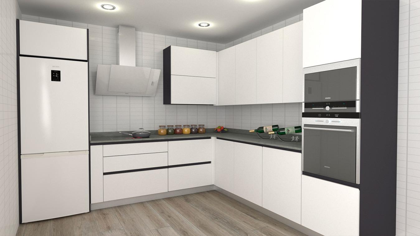 Muebles de Cocina - Ref. 0170