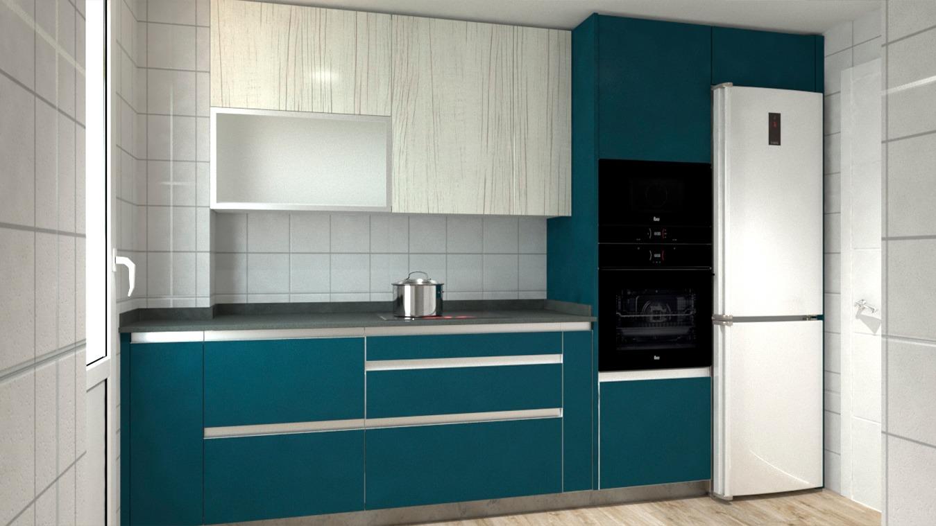 Muebles de Cocina - Ref. 0169