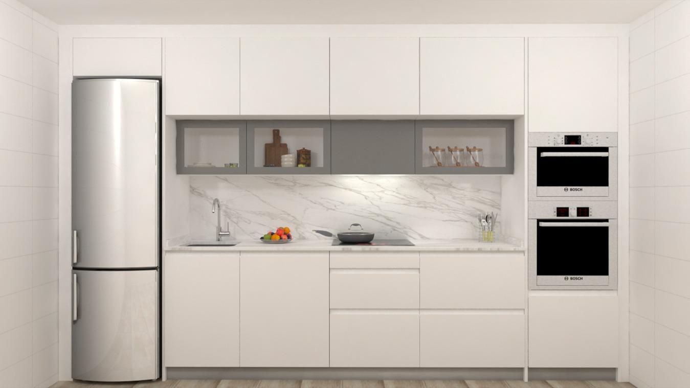 Muebles de Cocina - Ref. 0162