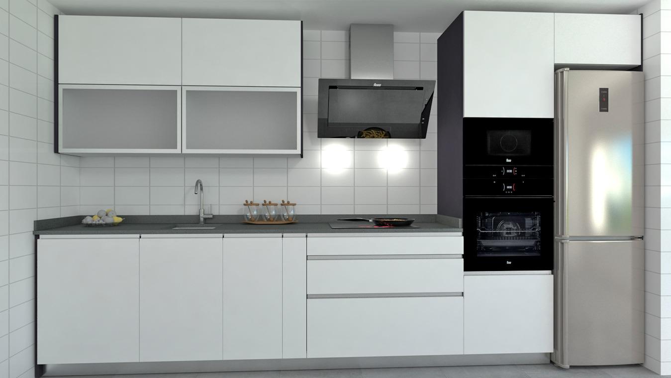 Muebles de Cocina - Ref. 0161