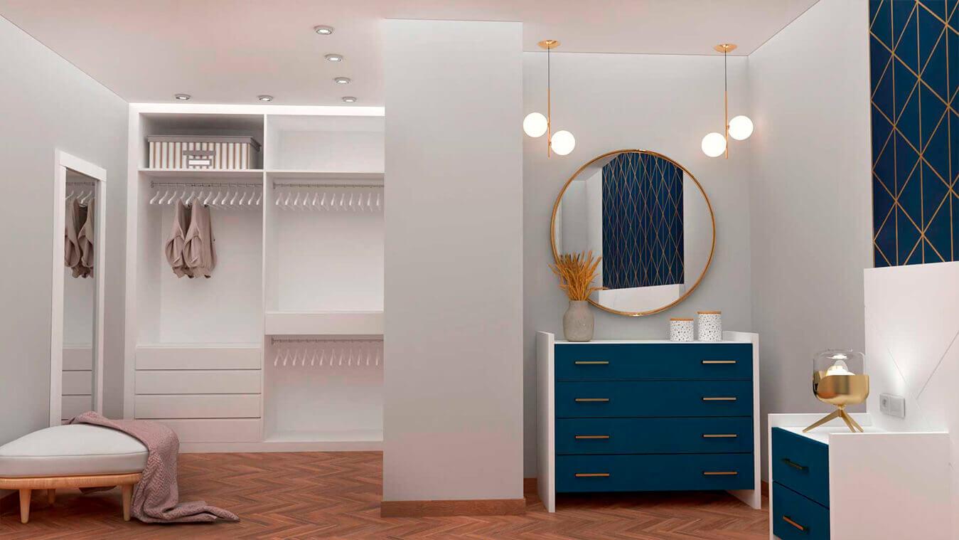 Dormitorio ENZO Ref.002